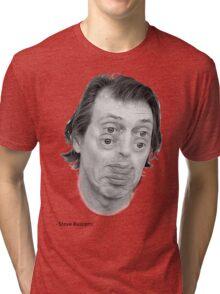 Steve Buscemi Eyes Tri-blend T-Shirt