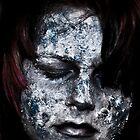 Self Portrait Decaying  by Samantha Coe