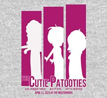 The Cutie Patooties Womens Fitted T-Shirt