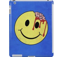 DON'T WORRY. BE EATEN. iPad Case/Skin