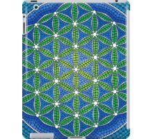 Flower of Life- Ocean Colours iPad Case/Skin