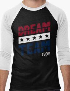 Dream Team Funny Geek Nerd Men's Baseball ¾ T-Shirt