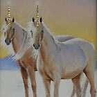 The Golden Unicorns by louisegreen