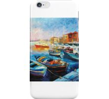 Fishing Boats — Buy Now Link - www.etsy.com/listing/217416744 iPhone Case/Skin