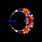 Apollonian Gasket 2015 001 by Rupert  Russell