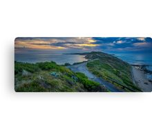 Point Nepean in the Morning Canvas Print