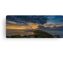 Point Nepean Sunrise Canvas Print