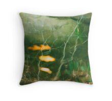 Impressionist Waltz Throw Pillow