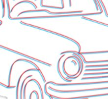 EH Wagon Sticker