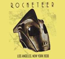 ROCKETEER! Kids Clothes