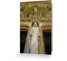 St. Thomas Blessing Greeting Card