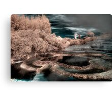 Hot Spring Canvas Print