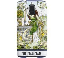 The Magician - Card Samsung Galaxy Case/Skin