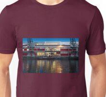 Bristol's M Shed at Night Unisex T-Shirt
