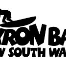 Byron Bay Surfing by theshirtshops