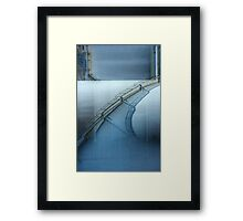 Watch Your Step II Framed Print