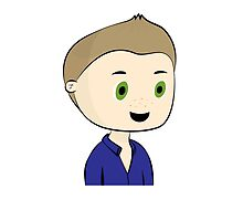 Jensen Ackles by kelliiianne