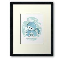 Little Monkey Framed Print