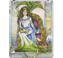 The High Priestess - Card iPad Case/Skin