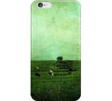 The Green Yonder iPhone Case/Skin
