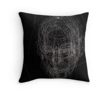 'Mensus' Throw Pillow