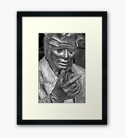'Still Life' Framed Print