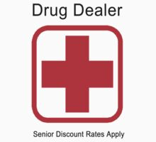 Senior Discount Rates Apply by Mikhayl Von Riebon
