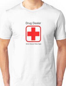 Senior Discount Rates Apply Unisex T-Shirt