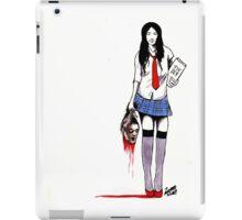 ゾンビを殺す iPad Case/Skin