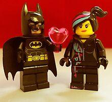 Batman Loves Wyldstyle by FendekNaughton