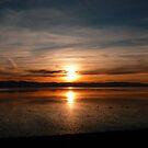 Abel Tasman Sunset by Magee