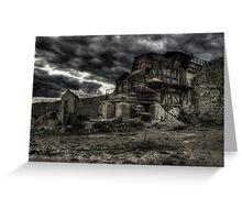 Apocalypse Greeting Card