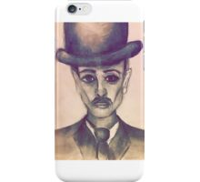 an empty kernal iPhone Case/Skin