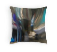 Broadway NY Abstract 3  Throw Pillow
