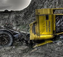 Keep on trucking by Richard Shepherd