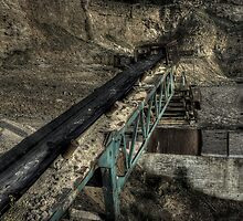 Conveyor by Richard Shepherd