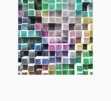 Colorful 3D Cubes 1 Unisex T-Shirt