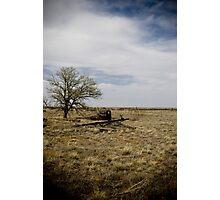 rust away Photographic Print