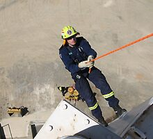 Fire Brigade Training Exercise IV by roybob