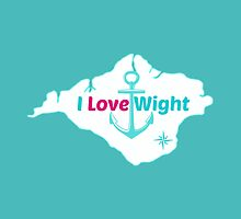 I LOVE WIGHT by Wightstitches