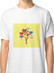 Tree of Hearts Classic T-Shirt