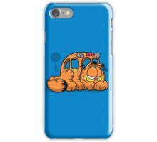 Never on Time iPhone Case/Skin