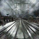 Train from Wilmington © 2005 *featured  by Jack McCabe