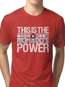 The Monado's Power Tri-blend T-Shirt