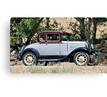 Fabulous Fords #6 Canvas Print