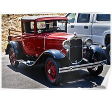 Fabulous Fords #7 Poster