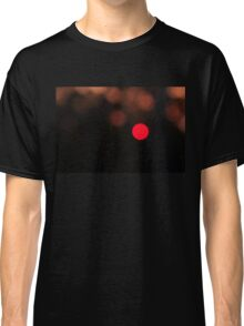 Sunset Pixel Classic T-Shirt