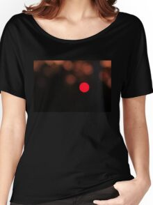 Sunset Pixel Women's Relaxed Fit T-Shirt