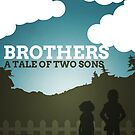 Brothers by Anton Lundin