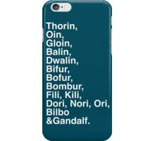 Thorin&co iPhone Case/Skin